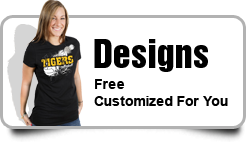 Volleyball T Shirts and Hoodies - Designs